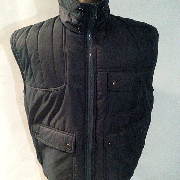 Ozark Trail Grey Puffy Vest Large