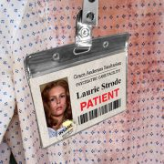 Halloween John Carpenter ID Badges Laurie Strode