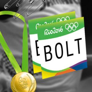 Rio Olympics Halloween Costume Usain Bolt