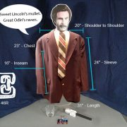 Ron Burgundy Costume E