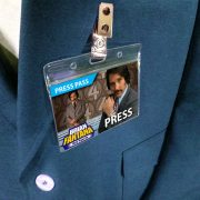 Anchorman Brian Fantana Name Badge