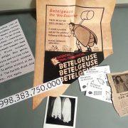 Beetlejuice Handbook for the Recently Deceased Printed Accessories