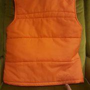 Mcfly Orange Puffy Vest