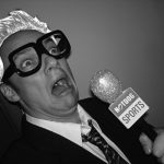 Harry Caray Halloween or Cosplay Costume