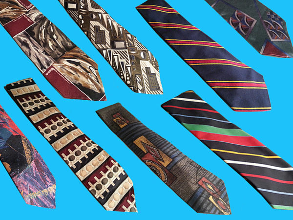Harry Caray Random Goofy TIES