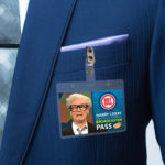 Harry Caray Halloween or Cosplay Badge
