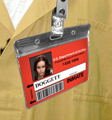 Orange is the New Black Prison ID Badges