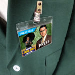 Anchorman Brick Tamland Name Badge