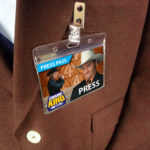 Anchorman Champ Kind Name Badge