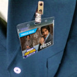 Anchorman Brian Fantana Name Badge
