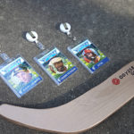 Happy Gilmore Halloween Costume Hockey Golf Putter & Waterbury Badges