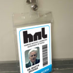Stranger Things HNL Hawkins Halloween Costume ID Badge