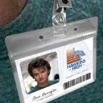 Stranger Things Hawkins High School Halloween Costume ID Badges