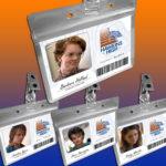 Hawkins High School ID cards