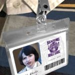 Stranger Things Hawkins Middle School Halloween Costume ID Badges