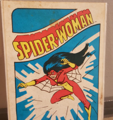 Spider Woman Sticker